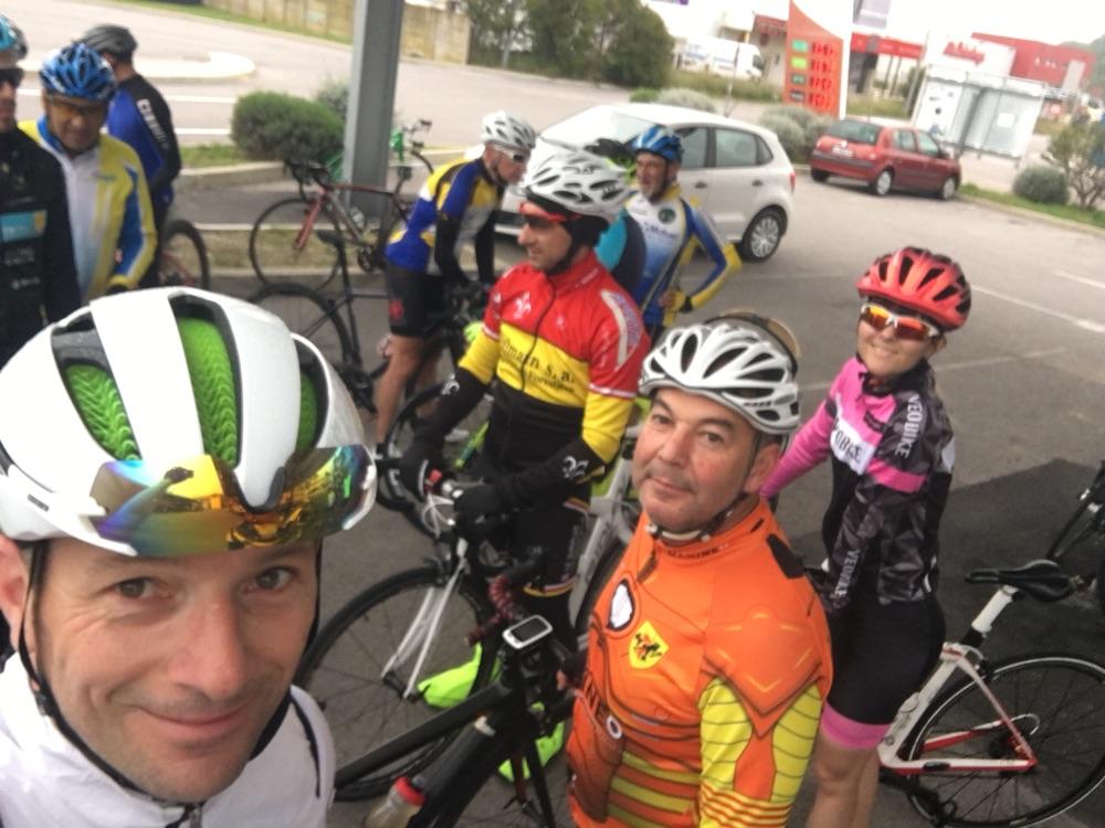 Vélo ROUTE groupes I,II,III et IV