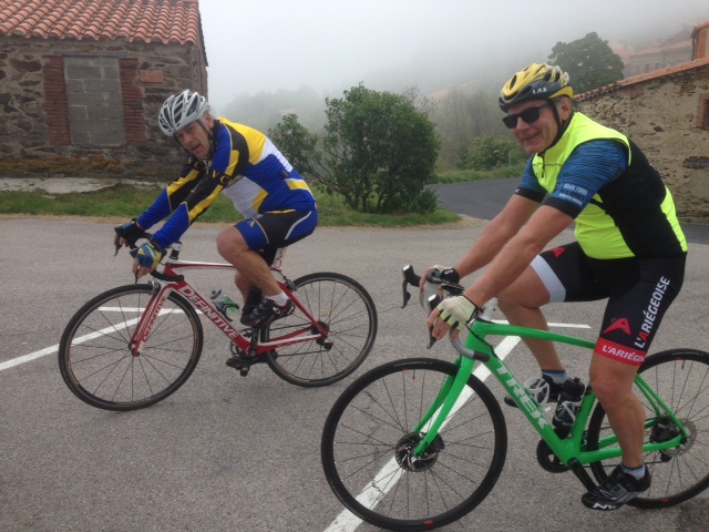 Vélo Route groupe I,II,III et IV