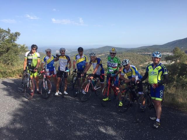 Vélo ROUTE groupes I,Il, III et IV