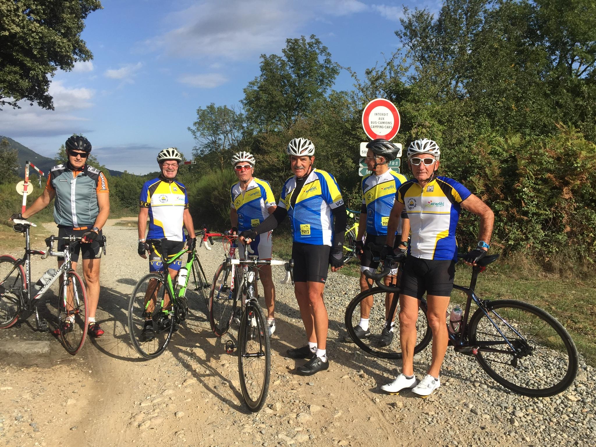 Vélo ROUTE groupes I, Il, III et IV